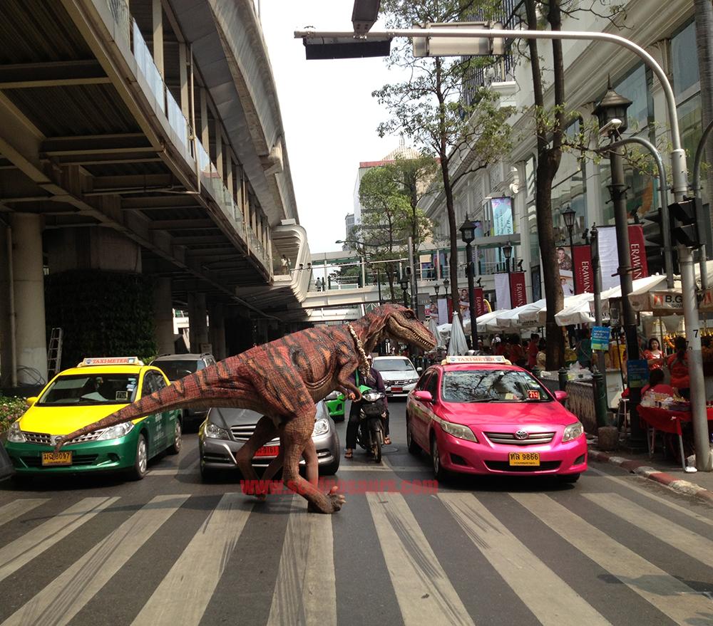 The Intelligent Velociraptor - Sc Dinosaurs